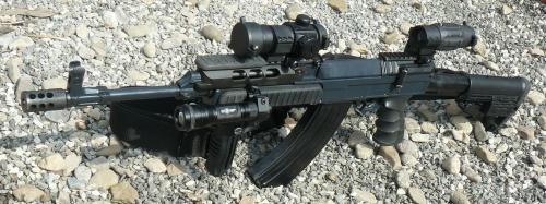 Conversions Kinggun SA-58 – PROAMMO Central Europe