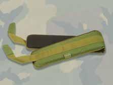 """BL6008 Popruh na """"Negev"""" kulomet, široký a plně čalouněný pro optimální rozložení hmotnosti zbraně."""