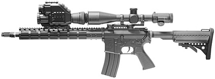 quadro-s clip-on sight on rail_01